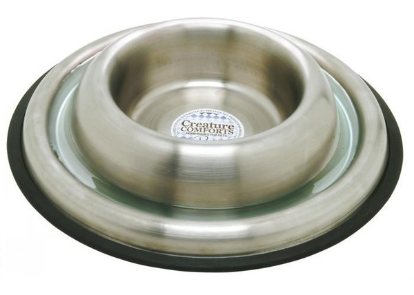 Ant Moat Dog Bowls Stainless Steel - Dog Supplies | OzPetShop