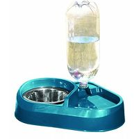 Petmate Combo Pet Feeder/Waterer