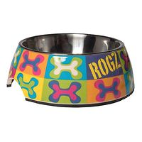 Rogz Bubble Bowl - Pop Art