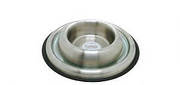 Stainless Steel Ant Moat Dog Bowl