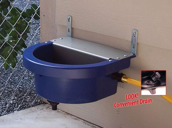 Miss Aqua Automatic Pet Waterer Dog Bowl Dog Water Bowls