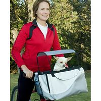 Deluxe TagAlong Pet Bicycle Basket