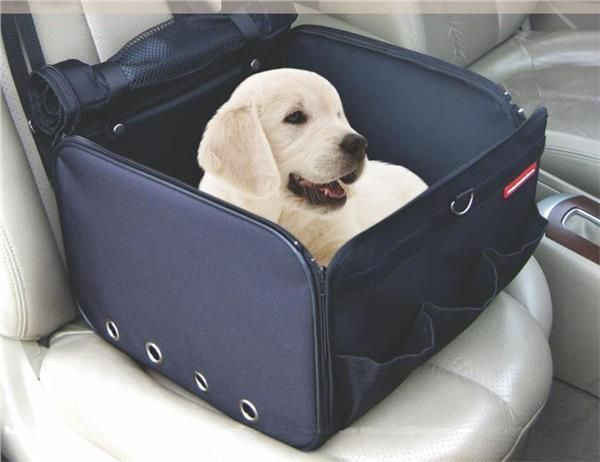 deluxe individual dog carrier for car dog crates car accessories dog car se ozpetshop. Black Bedroom Furniture Sets. Home Design Ideas