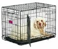 Life Stages Double Door Dog Crate 30""