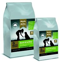 Meals for Mutts Grain Free Duck & Turkey 9kg