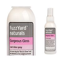 FuzzYard Naturals Gorgeous Gloss Coat Shine Spray