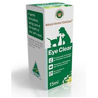 Eye Clear - Naural Animal Solutions 15ml