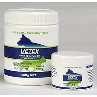 Vetex Antiseptic Cream 100g
