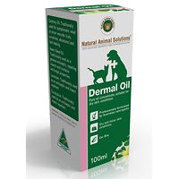 Dermal Oil - Naural Animal Solutions 100ml