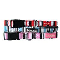 Dogue Candy Striped Dog Collar