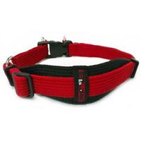 Black Dog Tuffy Collar