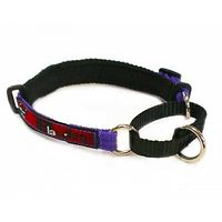 Black Dog Italian Greyhound Collar