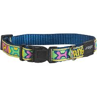 Rogz Fancy Dress Collar - Pop Art