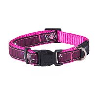 Rogz Fancy Dress Collar - Pink Love