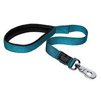 "Soft Padded Dog Leashes 3/4"" width"