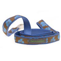 Swimmables Hibiscus Dog Leash