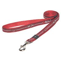 Rogz Fancy Dress Lead - Red Heart