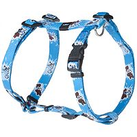 Rogz Pupz Puppy Harness Blue