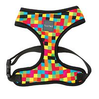 FuzzYard Dog Harness - 1993 Checked