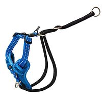 Rogz Stop Pull Harness - Blue
