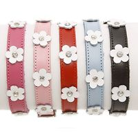 Dogue Foxy Leather Collars