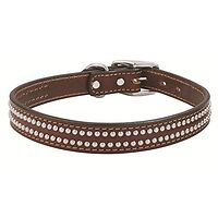 Weaver Classic Leather Dog Collars