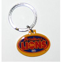 Brisbane Lions Dog Tag