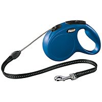 Flexi Classic Cord Retractable Dog Lead 5m