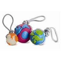 Planet Dog Orbee ball with Rope Large