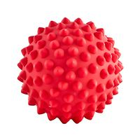 Aussie Dog Catch Ball Hard Red