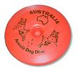 Aussie Dog Red Tough Disc