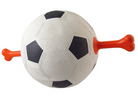 Action Rubber Handle Soccer Ball