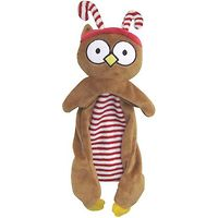 Puppy Luv Christmas Toys Flopper Owl