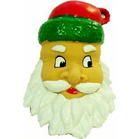Squeeze Meez Latex Christmas Santa
