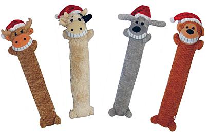Giant Loofa Dog Toy