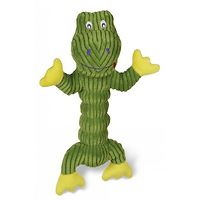 Zonker Corduroy Dog Toy Gator