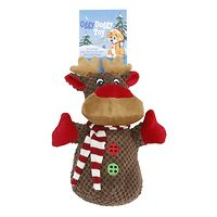 Plush Christmas Oggy Doggy Toys
