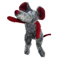 Plush Mouse Dog Toy