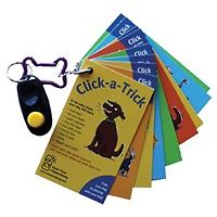 Click-A-Trick Card Set w/Clicker