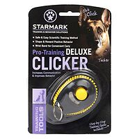 Starmark Deluxe Pro-Training CLICKER