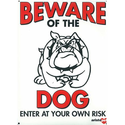 beware of the dog Free delivery and returns on eligible orders buy beware of the dog sign at amazon uk.