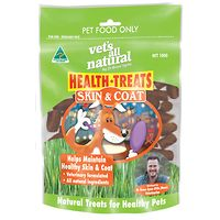 Health Treats - Skin & Coat