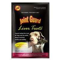 Joint Guard Liver Treats 250g