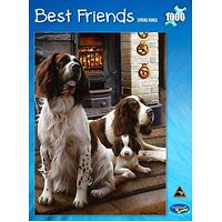 Best Friends Spring Range Jigsaw Puzzle