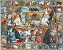 Jigsaw Puzzle - World of Cats