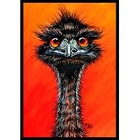 Stunned Emu Designs Greeting Cards